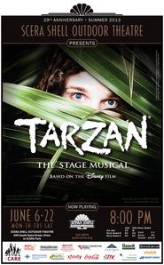 Tarazan 11x17 Poster_OL